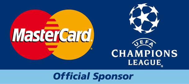 Espectacular publicidad de MasterCard y la Champions League