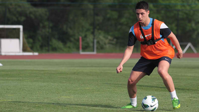 samir in trainig